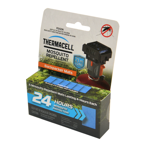 Thermacell Backpacker Refill Mats
