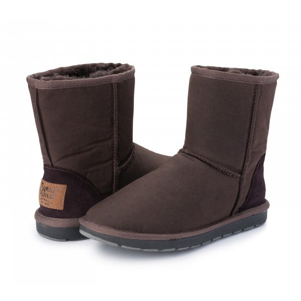 Burke & Wills Ugg Woolly Oilskin Boots