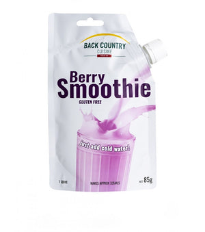Back Country Cuisine Berry Smoothie