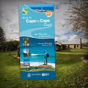 Cape to Cape Map