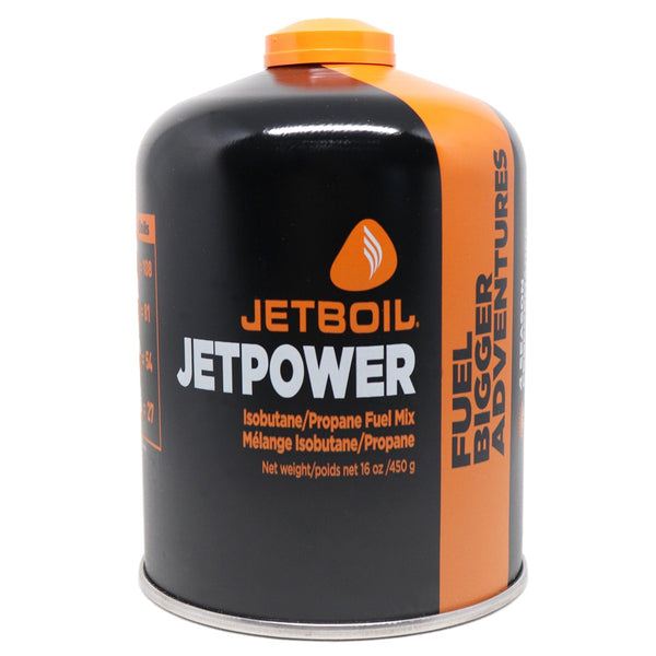 JetBoil Jetpower Fuel 450gm