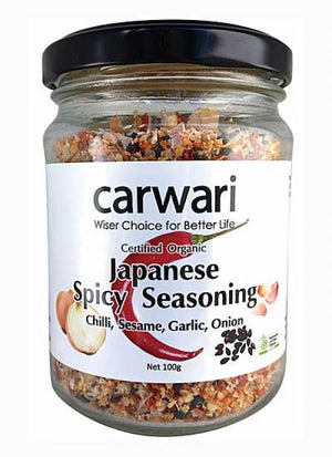 Carwari Japanese Spicy Seasoning