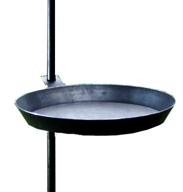 Hillbilly Cookstand Accessory - Frypan Large 410mm