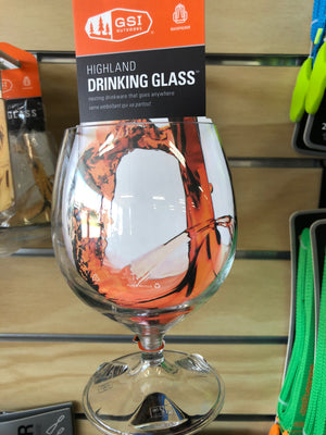 GSI Highland Drinking Glass