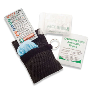 Survival Mini CPR Kit