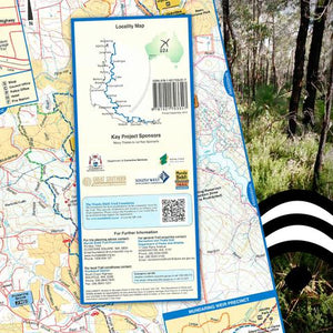 Munda Biddi Trail Maps