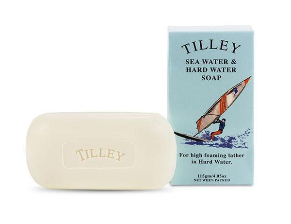 Tilley Soap for Sea and Hard Water