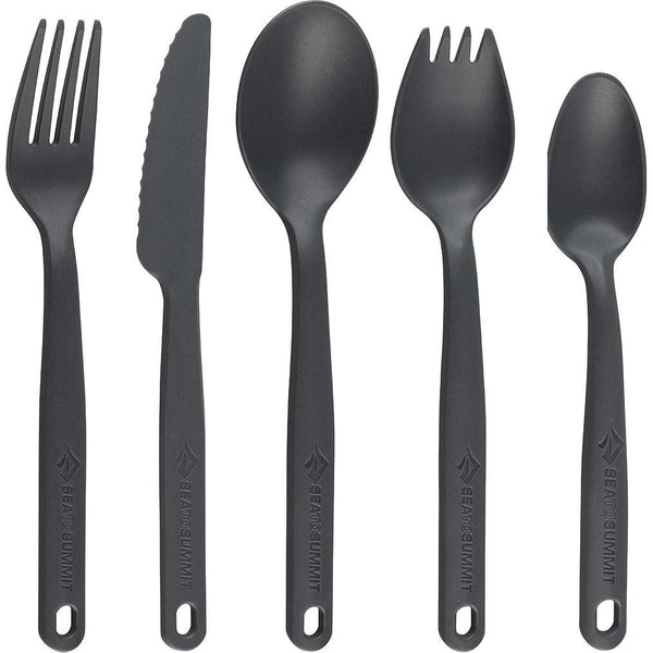 Sea to Summit Cutlery Teaspoon - Charcoal