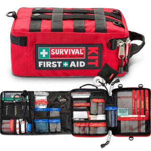 Survival Workplace & Office First Aid Kit