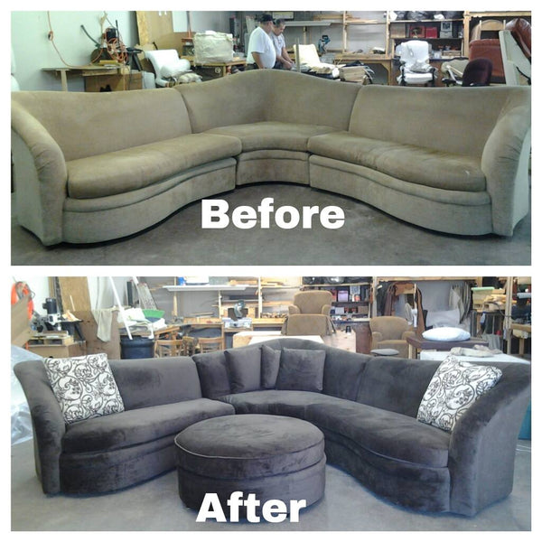 Antique Sofa Reupholstery Cost: Furniture Reupholstery