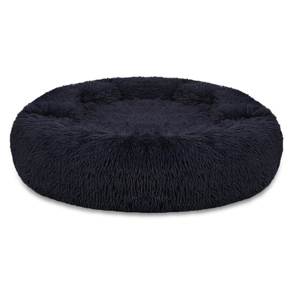 Round Dog Beds | Warm Comfortable Sleeping Bolster for Dogs