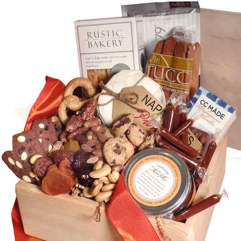 Best of California Gift Basket