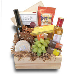 Delicious California Gift Basket