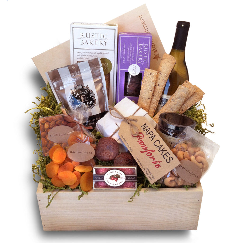 Star Treatment Gift Baskets