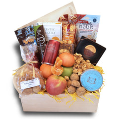 California Picnic Gift Basket