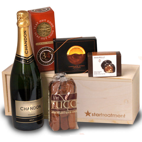 Cheers...a Gift Basket for Celebration