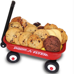 Cookies To Go Gift Basket in a Wagon