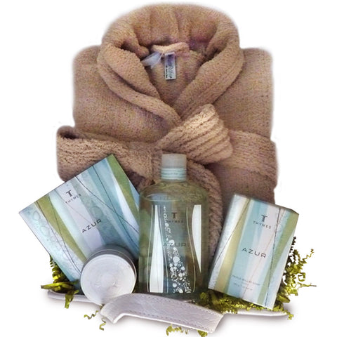 Essential Relaxation Gift Basket