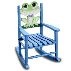 Sunny Safari Frog Rocking Chair