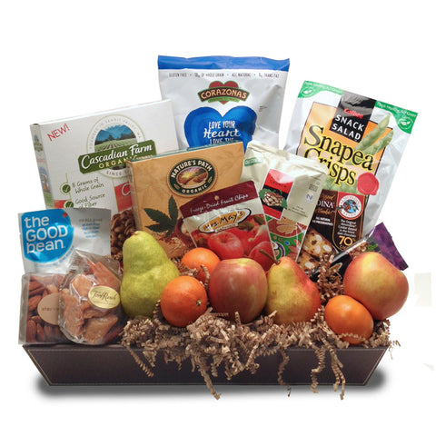 Healthy Heart Gift Basket