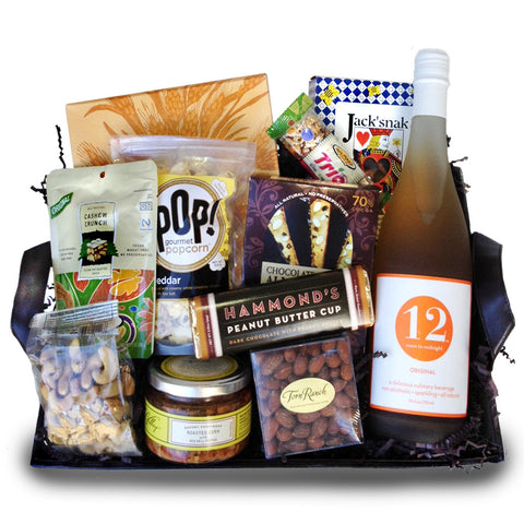 It May Not Last Long Gift Basket