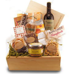 California Coastal Gift Basket