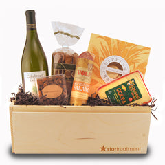 Give the Best Gift Basket