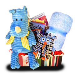 Z is for Zebra Gift Basket