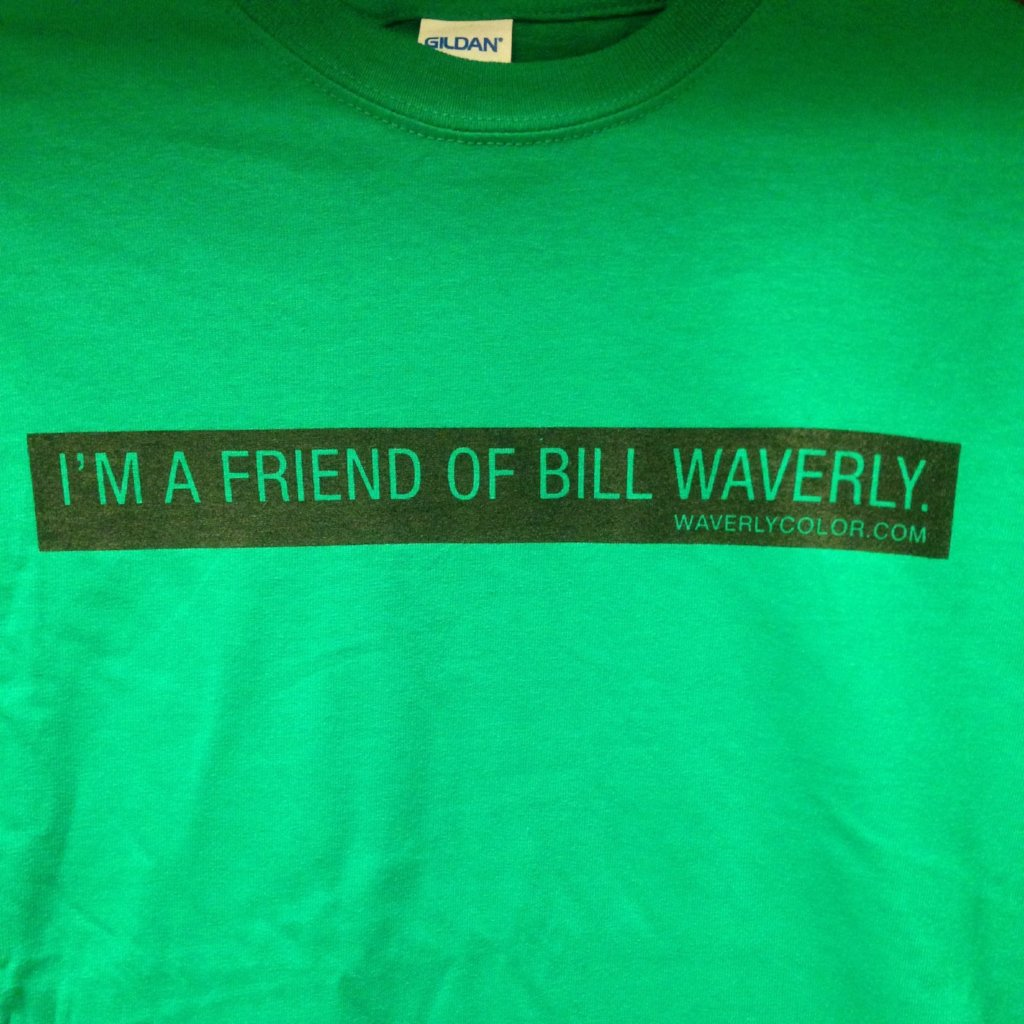 I'm A Friend of Bill Waverly