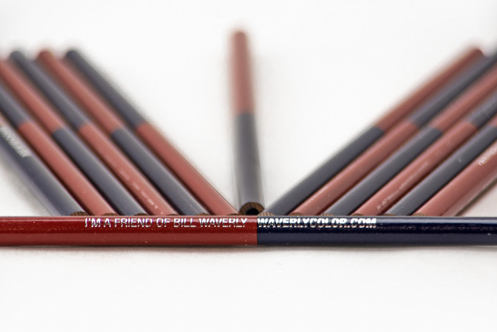 Pencils - RED/BLUE