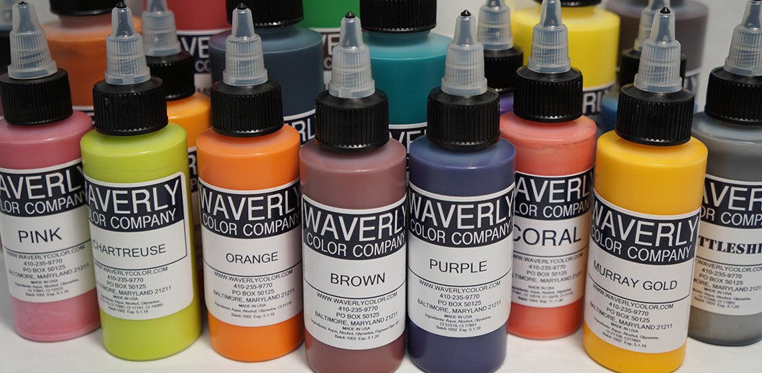 Tattoo Pigment | Waverly Color