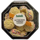 Foodstuffs Buttercream Sandwich Cookies