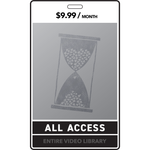 All Access Pass (Digital Only) $9.99/month