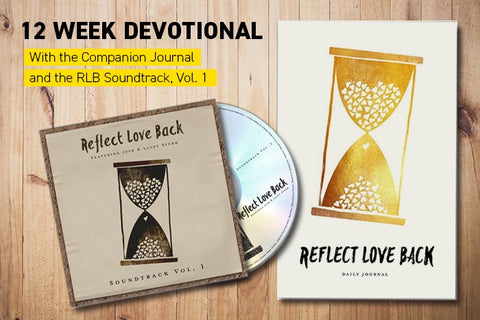 RLB 12 Week Devotional (with Journal + CD)