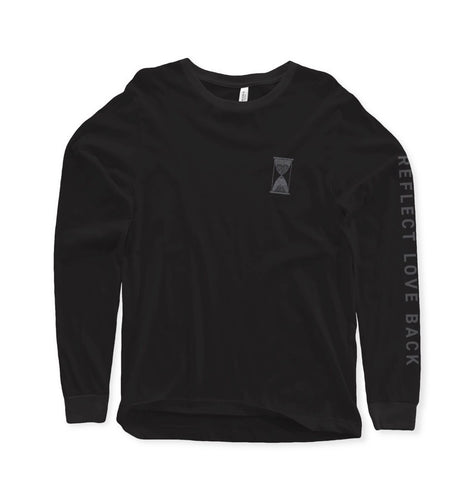 Long Sleeve Reflect Love Back Tee
