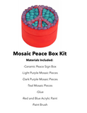DIY Peace Box Kit -  Free Shipping