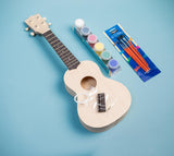 DIY Ukulele Kit - Free Shipping