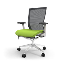 Blanco Office Chair with Celadon Seat Option