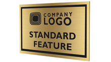 Custom Standard Feature Plaques-PKG of 12, 50