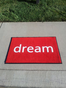 Custom Interior/Exterior Door Mats by www.MarketlineOnline.com