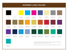 Doormat Logo Colors Only