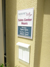 Custom Office Hours Sign