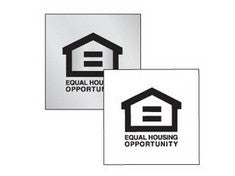 HUD Compliance Decals - Package of 10