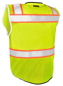 Logo Safety Vests by Marketlineonline.com