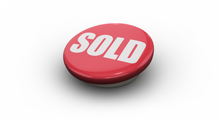 "5/8"" SOLD Metal Button Pkg. 50"