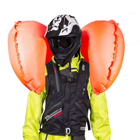 HIGHMARK SPIRE LT AVALANCHE AIRBAG VEST P.A.S.