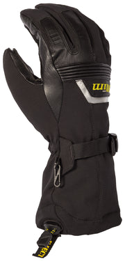 klim fusion snowmobile glove