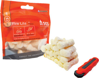 Survive Outdoors Longer Fire Lite Kit