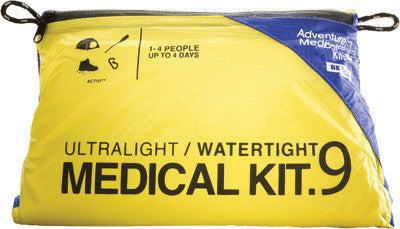 Survive Outdoors Longer .9 Emergency Medical Kit