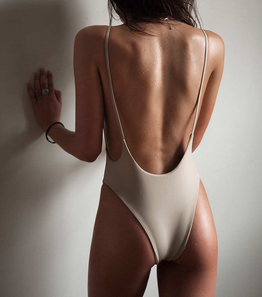 'NUDE' BETTY ONE PIECE